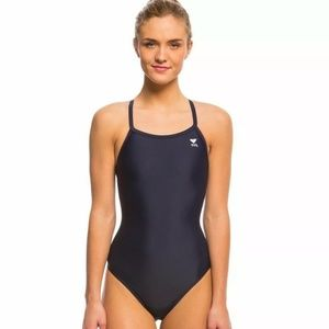 TYR Women's Durafast Elite Solid Diamondfit Swimsu